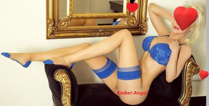 Amber Angel De Lux travel escort - Escort lady Kraków 11