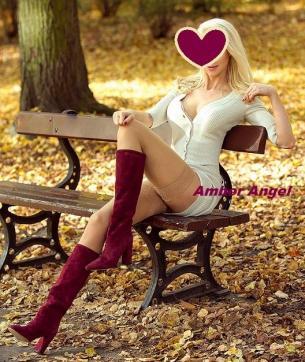 Amber Angel De Lux travel escort - Escort lady Warsaw 16