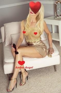 Amber Angel De Lux travel escort - Escort lady Warsaw 3