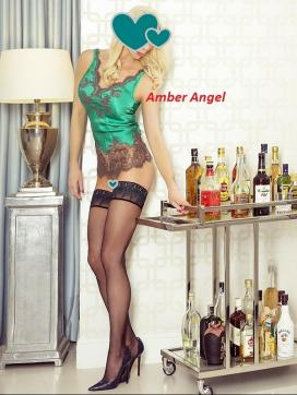 Amber Angel De Lux travel escort - Escort lady Poznań 6