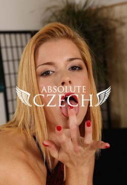 Chrissy Fox - Escort ladies Prague 1