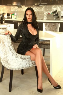 Georgiana - Escort lady London 2