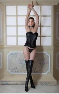 Fetishescort Alexandra - Escort bizarre lady Dresden 3