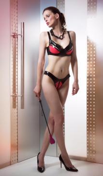 Fetishescort Alexandra - Escort bizarre lady Berlin 9