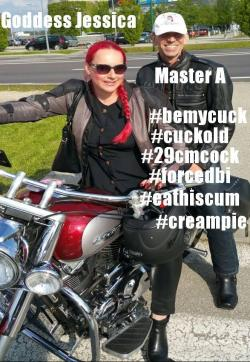 BizarrLady Jessica  Master A. - Escort couples Vienna 1