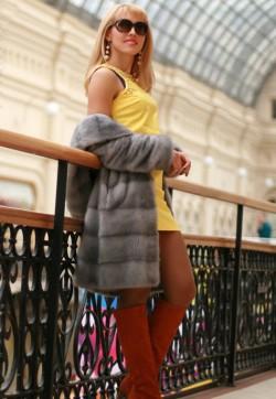 Alisa - Escort lady Budapest 1