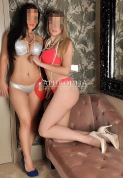 Korina und Liza - Escort duos Athens 1