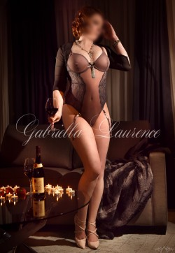 Gabriella Laurence - Escort ladies Montreal 1