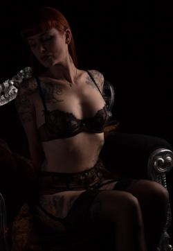 Ginger - Escort bizarre ladies Zurich 1