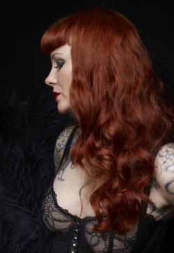 Ginger - Escort bizarre lady Zurich 3