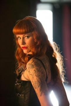 Ginger - Escort bizarre lady Zurich 4