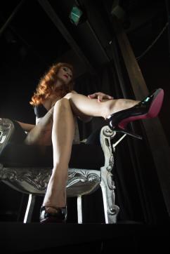 Ginger - Escort bizarre lady Zurich 6