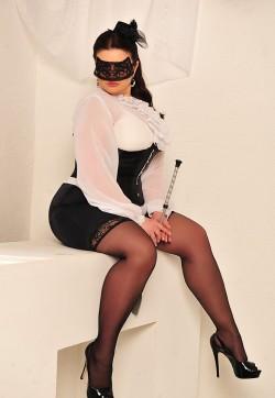 Polina - Escort dominatrixes Moscow 1