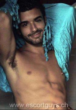 Derek Rivera - Escort gay Zurich 1