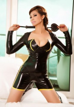 Kassia - Escort dominatrixes London 1