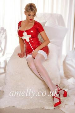 Amelly - Escort lady London 2