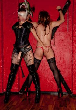 Madame Butterfly and Jenna - Escort duo Berlin 11