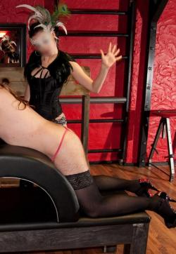 Madame Butterfly and Jenna - Escort duo Berlin 9