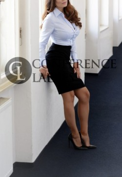 Andree - Escort ladies Prague 1