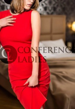 Chloe - Escort ladies Prague 1