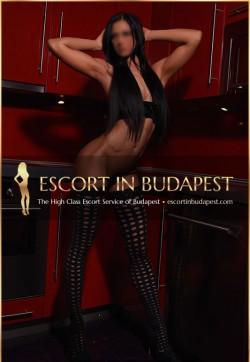 Christina - Escort ladies Budapest 1