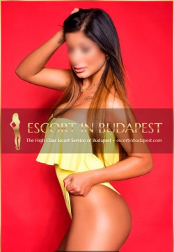 Jessica Young - Escort ladies Budapest 1