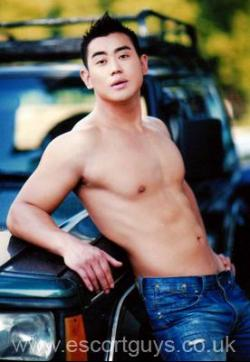 Joe Wang - Escort gays Hong Kong 1