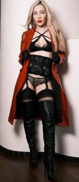 Lady Sonya - Escort dominatrix Munich 12