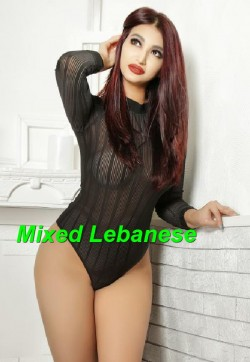 Zamira Lebanese Bombshell - Escort lady Doha 1