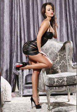 Franceska Jaimes - Escort ladies Geneva 1