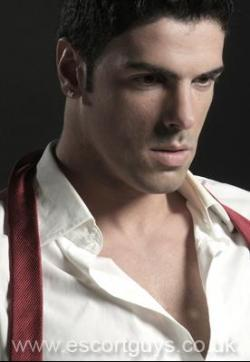 Aquiles - Escort mens Madrid 1