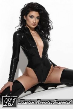 Mistress Sabine - Escort dominatrix London 4