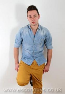 Damien Cox - Escort gays Brighton 1