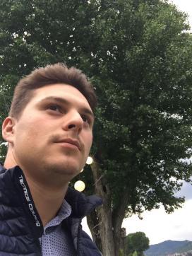 Justin - Escort mens Brescia 10