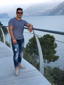 Justin - Escort mens Brescia 11