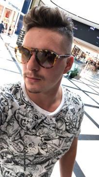Justin - Escort mens Brescia 8